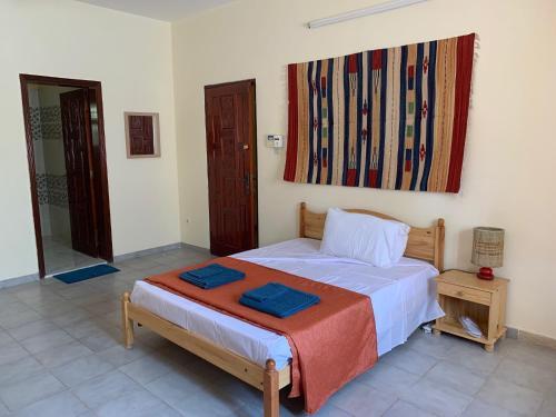 La terrasse Villa Guesthouse Djibouti