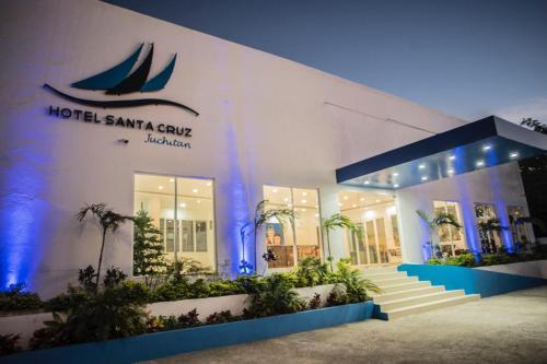 Hotel Santa Cruz Juchitan