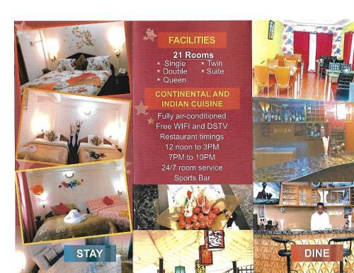 Alexander plaza hotel ltd, Accra