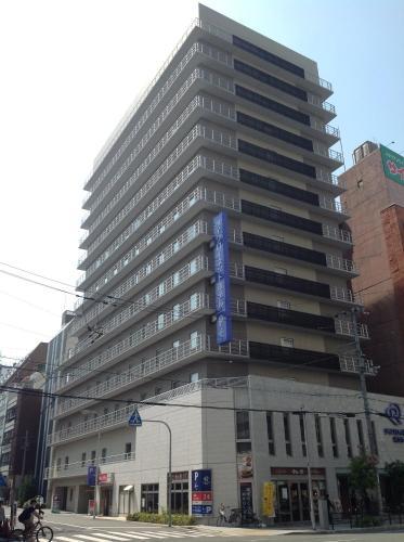Отель Daiwa Roynet Hotel Osaka-Uehonmachi 3 звезды Япония