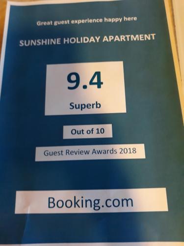 Sunshine Holiday Apartment, Marsaskala