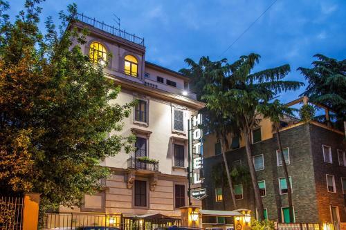 3 starts hotel in Rome