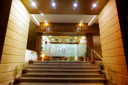 Hotel heritage view