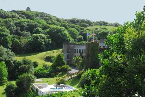 Photo of Abbeyglen Castle Hotel Hotel Bed and Breakfast Accommodation in Clifden Galway