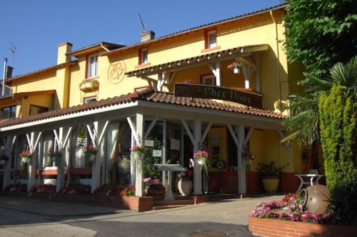 Hôtel Chez Nous