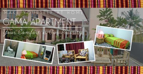 Gama Apartments, Дили