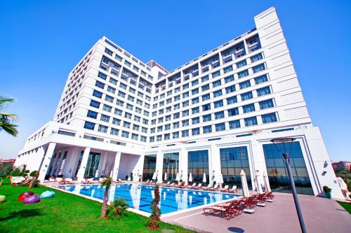 Отель The Green Park Pendik & Convention Center 5* Стамбул