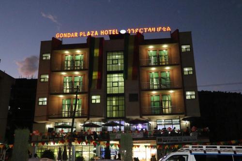 Gondar Plaza Hotel, Gonder