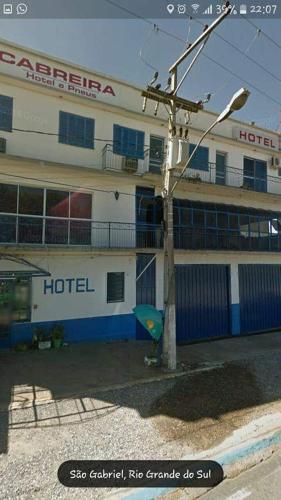 Hotel Cabreira
