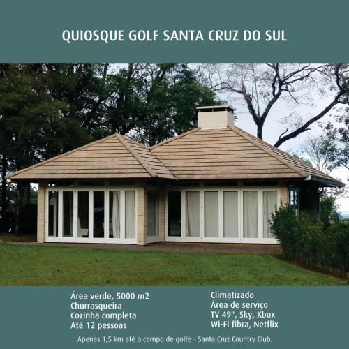 Quiosque Golf Santa Cruz do Sul