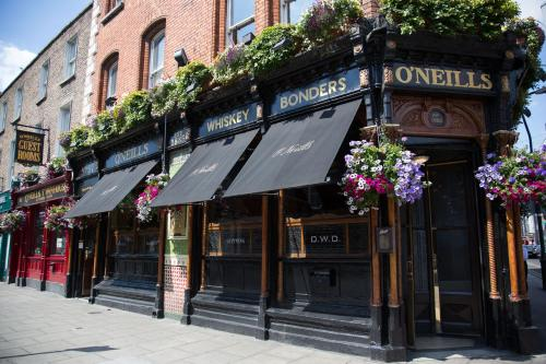 Photo of O'Neills Victorian Pub & Townhouse Hotel Bed and Breakfast Accommodation in Dublin Dublin