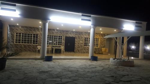 Chalet in Farm house, Distah