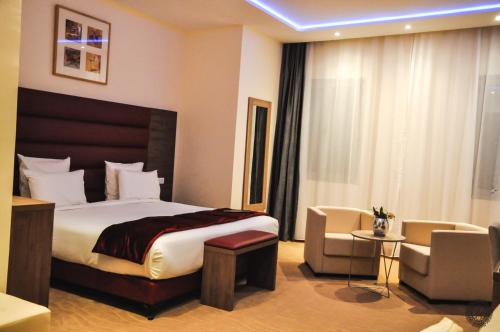 hôtel beaux arts, Argel