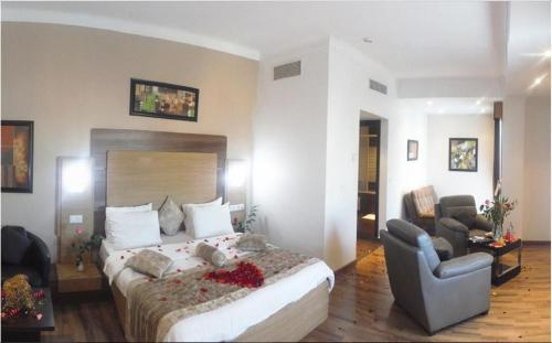 Clean Hotel, Dilida