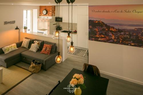 Penha de França Trendy Duplex with terrace 74 by Lisbonne Collection