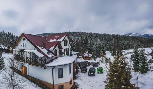 12 Months Estate, Ludvikuvka