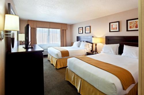Holiday Inn Express Medford Oregon