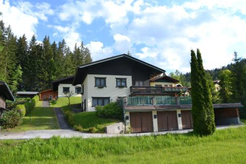 Ferienwohnungen Walcher - Apartment mit 1 Schlafzimmer und Terrasse