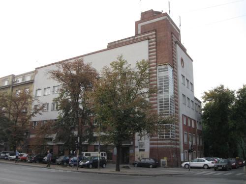 exit labirint centar, Novi Sad