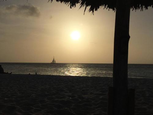 Jardines 2 bdrm Condo right across Eagle Beach! 26, Palm Beach