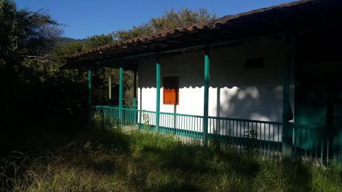 El Boscal B&B, Jardin