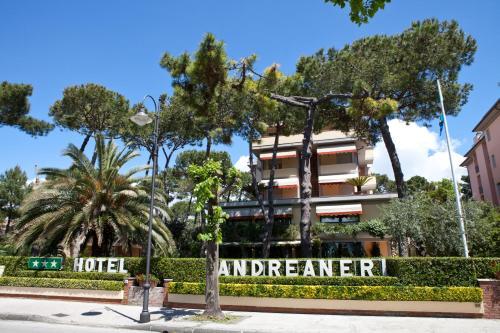 Отель Hotel Andreaneri 3 звезды Италия