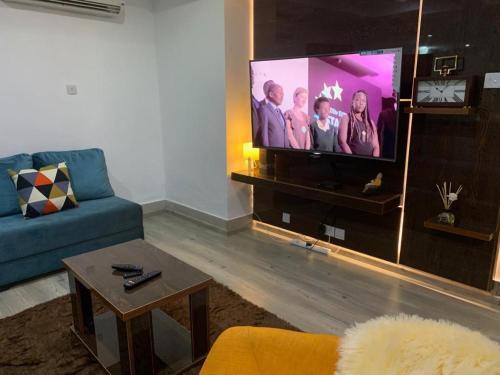 Orange Hub Apartment, Lagos