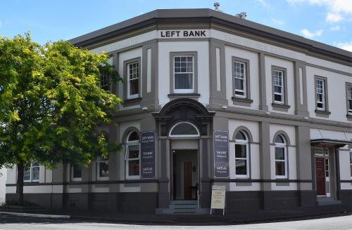Left Bank, Kaikohe