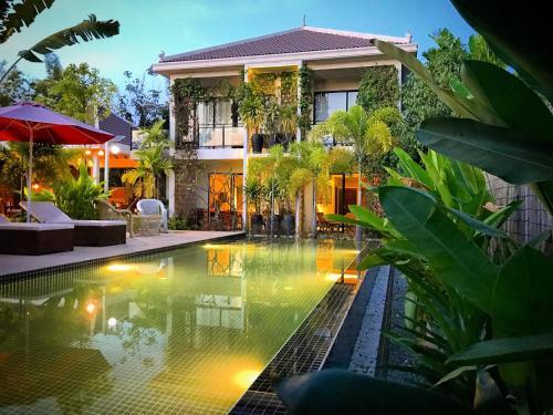 Secret Oasis villa, Siem Riep