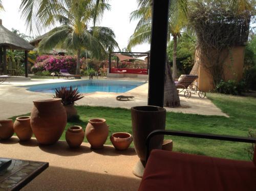 villa en residence entre Ocean & Savane, Nianing