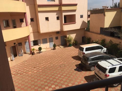 Hôtel bamako (08), Бамако