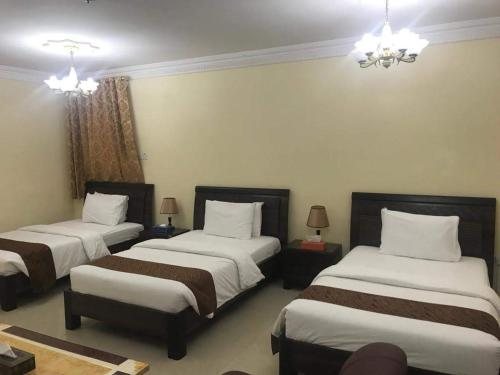 Tiger Home Hotel Apartments, Maskat