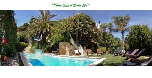 Uma Casa a Beira Sol Lagos Algarve Portogallo