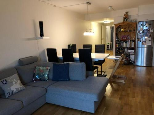 70m2 / Two bed room apartment at Ås sentrum with floor heating