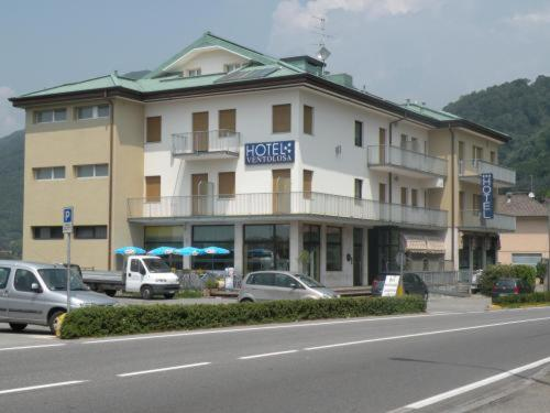 Отель Hotel Ventolosa 3 звезды Италия