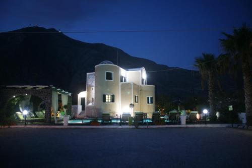 Villa Anemomilos Perissa