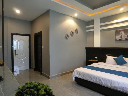 Vinatda hotel, Vientiane