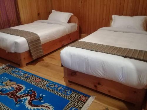 Odiyana Hotel, Gangtey Gonpa