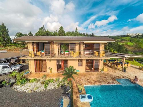 Tahiti Hills Lodge, Punaauia