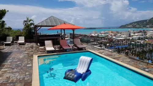 Caribbean Dream's Luxury Condo : ''White Angel'', Philipsburg