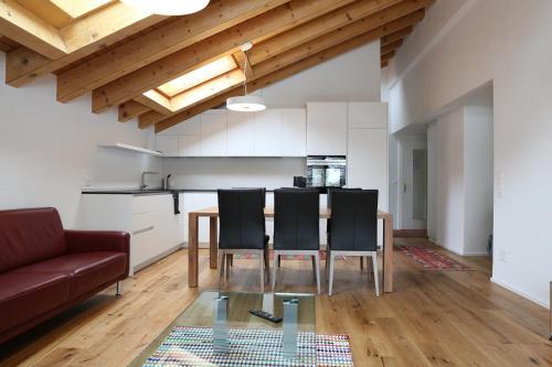 4.5 Dachzimmerwohnung, Zermatt