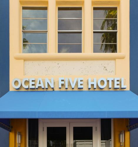 Ocean Five Studios, Miami Beach - Promo Code Details