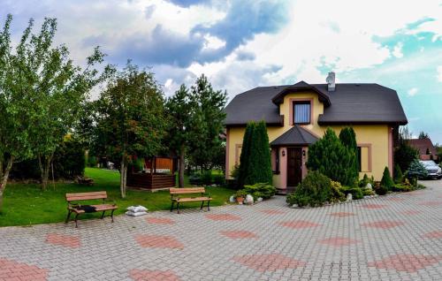 Salas Goralsky Dvor - Vila Nika, Veľká Lomnica