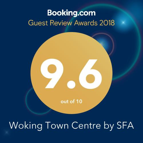 Woking Town Centre by SFA