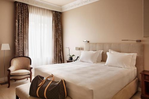 Habitación Doble Superior - 1 o 2 camas Hotel Rector 1