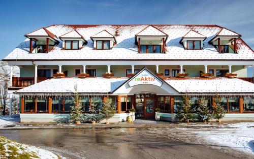 Hotel reAktiv, Zreče