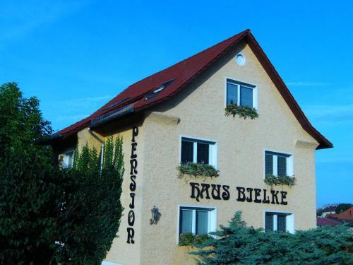 Pension Haus Bielke in Berlin