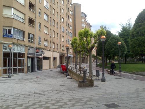 PensiГіn Parque del Ebro