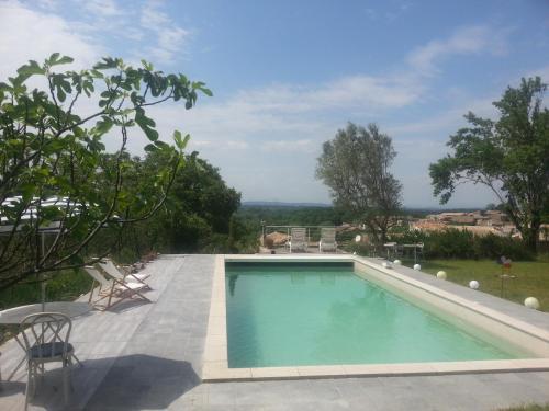 Villa Sun And Beautiful Views Of Gardon