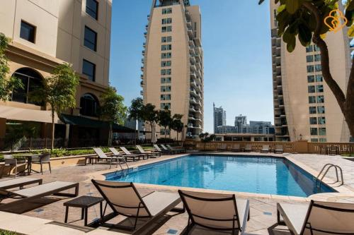 Keysplease Modern Apartments JBR, Dubai, 迪拜